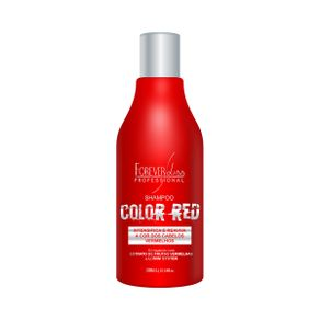 Shampoo-Color-Red-Forever-Liss---300ml