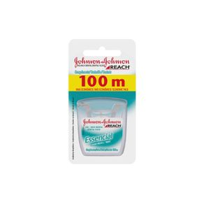 Fita-Dental-J-J-Reach-Essencial-Menta-100m