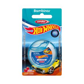 Fio-Dental-Condor-Hot-Wheels-25m---3407