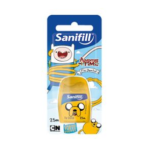 Fio-Dental-Kids-Sanifill---Adventure-Time-25m