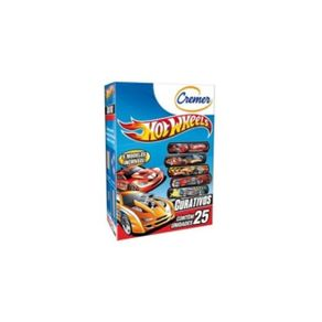 Curativo-Cremer-Care-Hot-Wheels-25-unidades