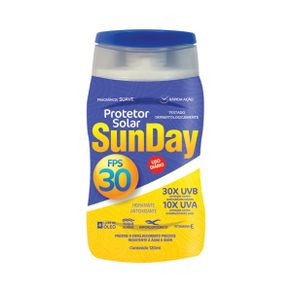 Protetor-Solar-Sunday---Fps-30-120ml